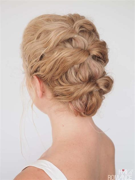 best 25 easy updo ideas on easy low bun easy work updos and easy hair styles