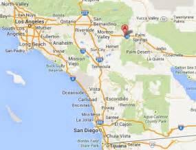 cabazon california map dinosaurs in southern california russel photos