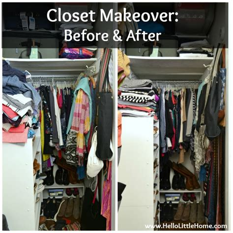 10 organized closet before afters i m getting organized bedroom closet makeover