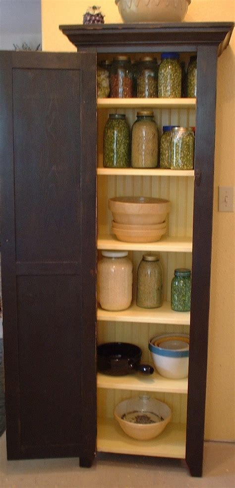 Country Pantry by Primitive Chimney Cupboard Woodworking Projects Plans