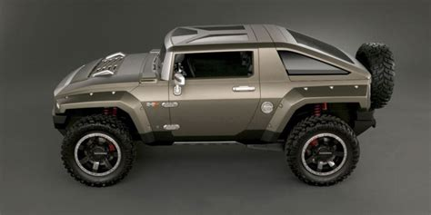new hummer inspired jeep in the works from gmc