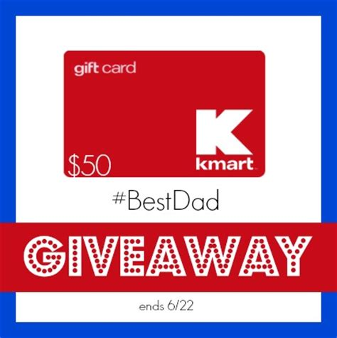 Kmart Giveaway - kmart gift card giveaway win 50