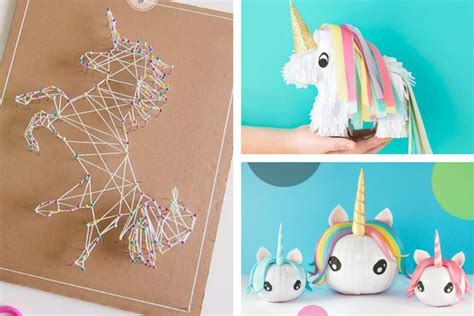 these 21 unicorn diy projects will make all your dreams unicorn crafts to make all your dreams come true creative green living