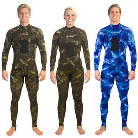 dive skins dive skin rashguard 3 package mako spearguns