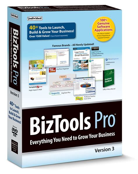 biztools pro 3 everything you need to grow your business