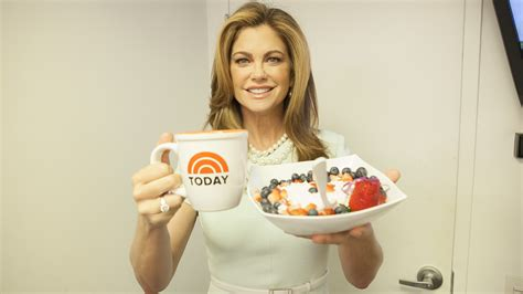 kathryn ireland kathy ireland s breakfast and what she eats when she s