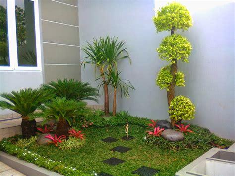 foto desain taman depan rumah 137 foto contoh desain taman halaman depan minimalis