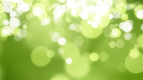green and white lights bokeh wallpapers best wallpapers