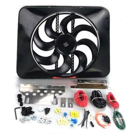 flex a lite electric fan kit flex a lite black magic wiring diagram 38 wiring diagram