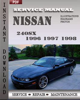 service manual how fix replacement 1996 nissan 240sx for a valve gasket how fix replacement