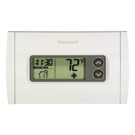 Shop Honeywell Programmable Thermostat at Lowes.com