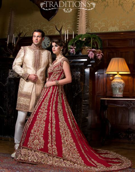 Asian Wedding Dresses by Asian Bridal Wear 5 Traditionsonline