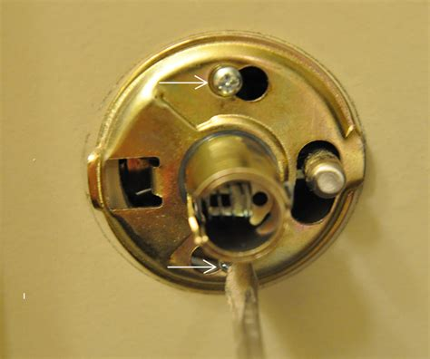 Door Knob Removal by I Can T Remove Door Knob Door Hardware