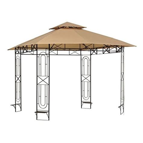 Gazebo Awning Replacement by Garden Winds Replacement Canopy For Gardenscape Gazebo