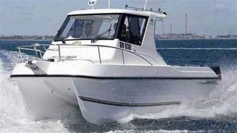 leisure craft boats for sale perth missing wa boat found after 7000km journey