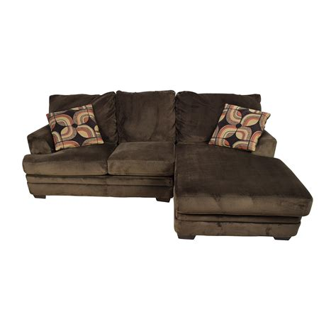 bobs furniture leather sofa bobs furniture sofas sectional sofas living room