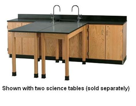 science bench all wall school science lab service benches by diversified