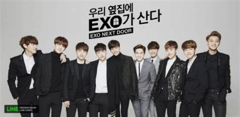 lagu di film exo next door exo next door web drama exo yang meledak di banyak negara