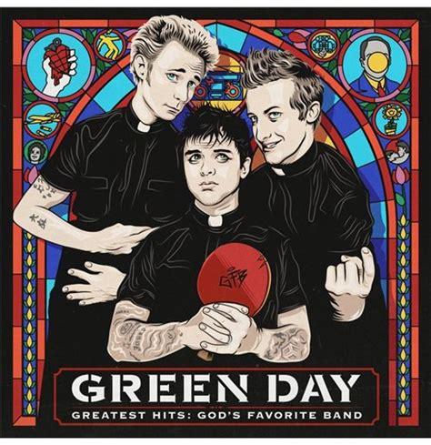Lp Green Day Greatest Hits God S Favourite Band Vinyl schallplatte green day 298582 f 252 r nur 30 50 bei