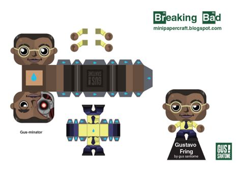 template after effects breaking bad papertoys breaking bad paper toy fr