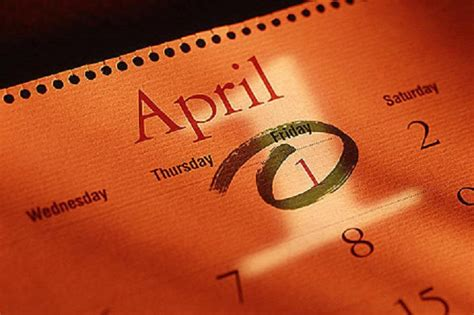 Calendar When Did It Start April Fools Day 2017 When Did It Start Why Do We