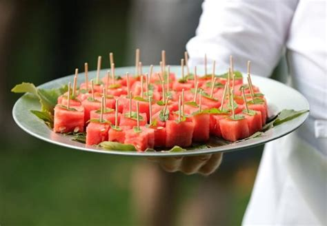 Backyard Bbq Appetizers Repurpose These 5 Backyard Barbecue Ideas At Your Wedding