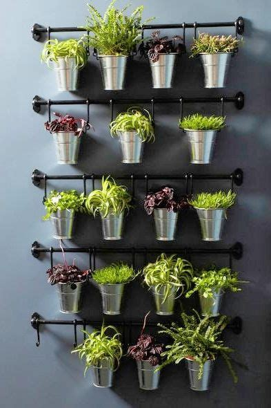 The Fintorp Series Was Actually Designed To Help You Wall Hanging Indoor Herb Garden