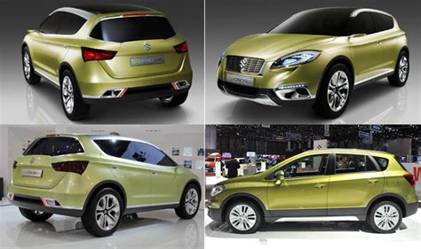 Maruti Suzuki Sx4 Crossover The 13 Most Awaited Car Launches Of 2014 India