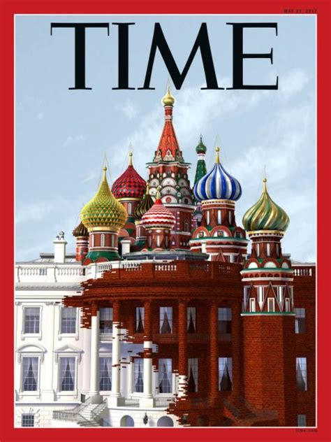 house of time time magazine cover shows trump s white house transforming