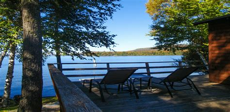 Maine Lake Cabin Rentals by Maine Cabin Rentals Moosehead Lake Waterfront Cabins In