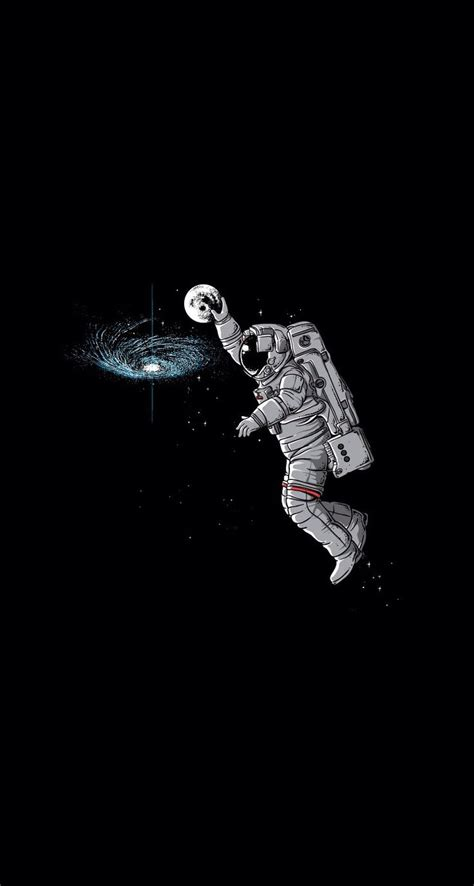 wallpaper tumblr astronaut astronaut dunk iphone wallpaper mobile9 iphone 7