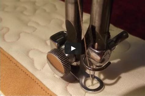 Best Sewing Machine For Free Motion Quilting by 42 Best Treadle On Images On
