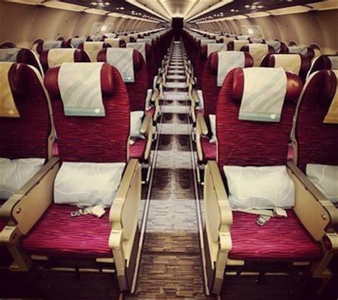 Qatar Airways Interior by Fly The World With Qatar Airways
