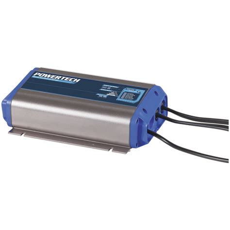 dual marine battery charger 12 24v 12a dual marine dual battery charger with