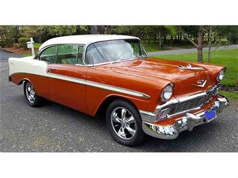 chevrolet bel air 56 1956 chevrolet bel air for sale classiccars cc 995206