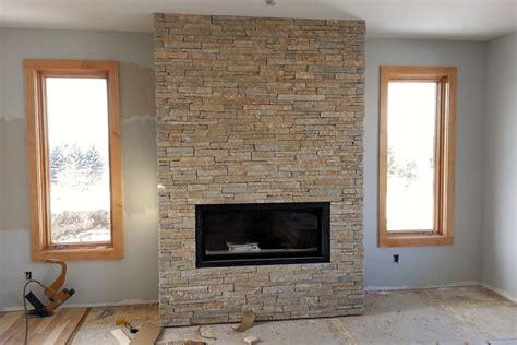 Limestone Fireplace by Limestone Veneer