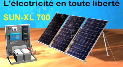 Prix Ballon D Eau Chaude 1440 by Kit Solaire Pour Site Isol 201 Kit 201 Nergie Solaire 12v Kit
