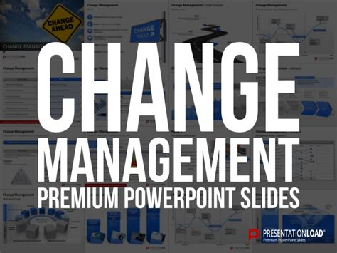 changing powerpoint template change management powerpoint template