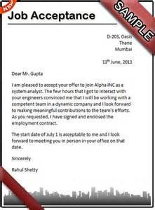 Offer Letter Jp Pin Sle Acceptance Letter With Salary Negotiation