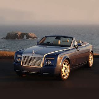 only cars rolls royce phantom drop coupe 2009