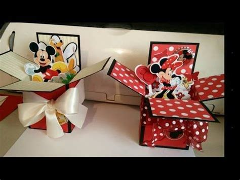 Disney Pop Up Card Template by 25 Best Ideas About Box Cards Tutorial On