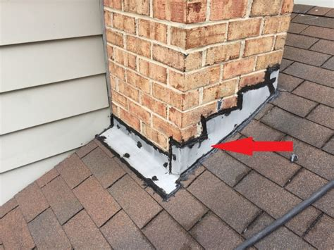 4 Causes Of Leaking Chimney Flashing   All Pro Chimney Service