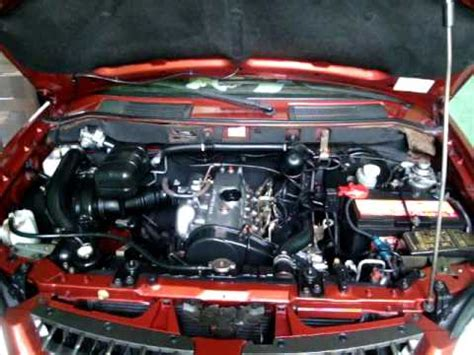 mitsubishi adventure engine diesel engine start up mitsubishi 2 5d engine