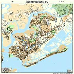 mt pleasant map mount pleasant sc pictures posters news and on