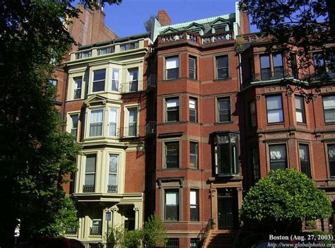 Boston Row Houses - boston row houses google search