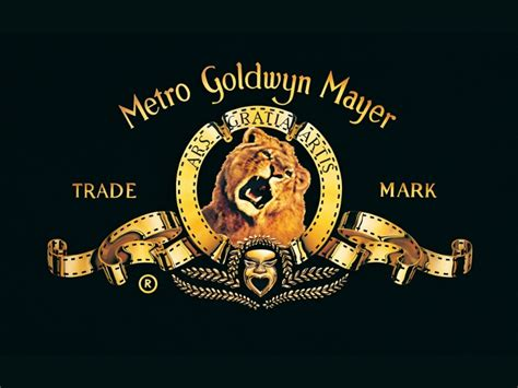 film production with lion logo list of famous movie and film production company logos
