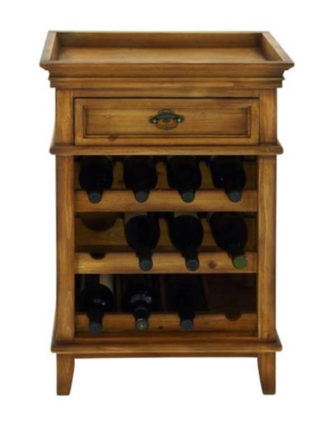 Wine Rack End Table by Wood End Or Side Table Wine Rack For Home Bar Furniture