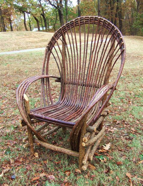 lewis and associates willow tree fanback chair