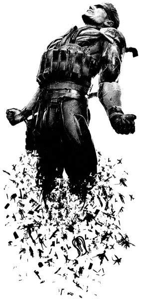 Metal Gear Solid 4: Guns of the Patriots Concept Art