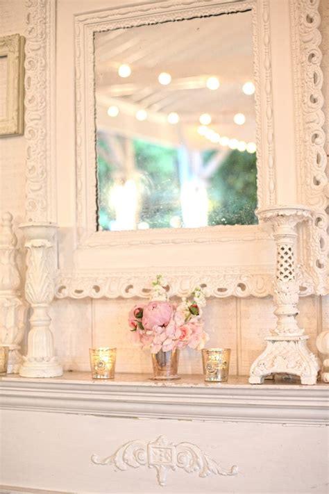 wedding mantle decor elizabeth anne designs  wedding blog